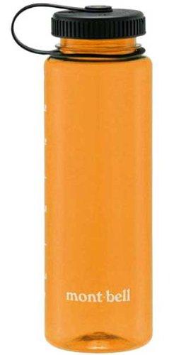モンベル ボトル クリアボトル1.0L