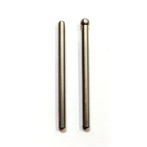 Wacom ペンタブレット ステンレス 替え芯 Metal Point 2nd edition (1.8mm/2.4mm 各1本2本セット) AIP031