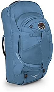 Osprey Packs Farpoint 55 Travel Backpack, Caribbean Blue, Medium/Large [並行輸入品]