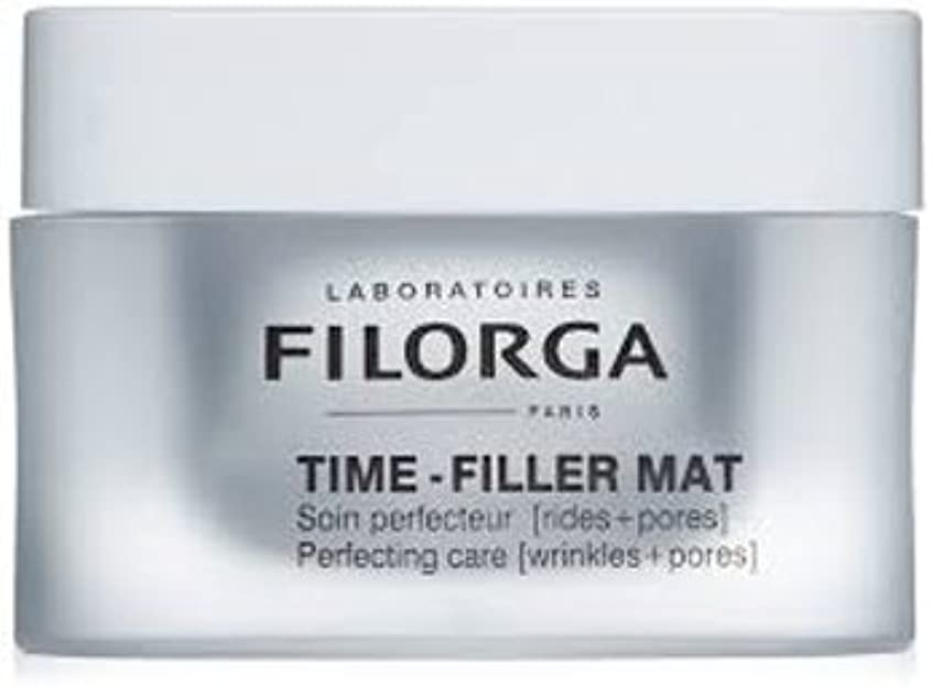 今まで拍車葉っぱ[フィロルガ] タイムフィラーMAT TIME FILLER MAT 50ml [海外直送品][フランス直送品] [並行輸入品]