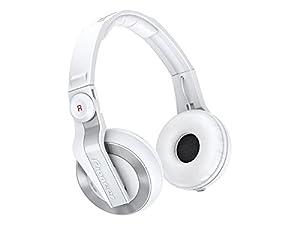 Pioneer DJ用ヘッドホン ホワイト HDJ-500-W
