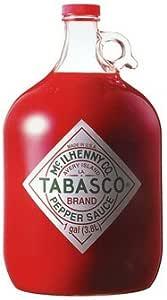 タバスコ ペッパーソーズ 1ガロン 大容量