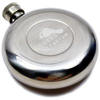 (トークス) TOAKS Titanium Wine Flask 150ml FLASK-150