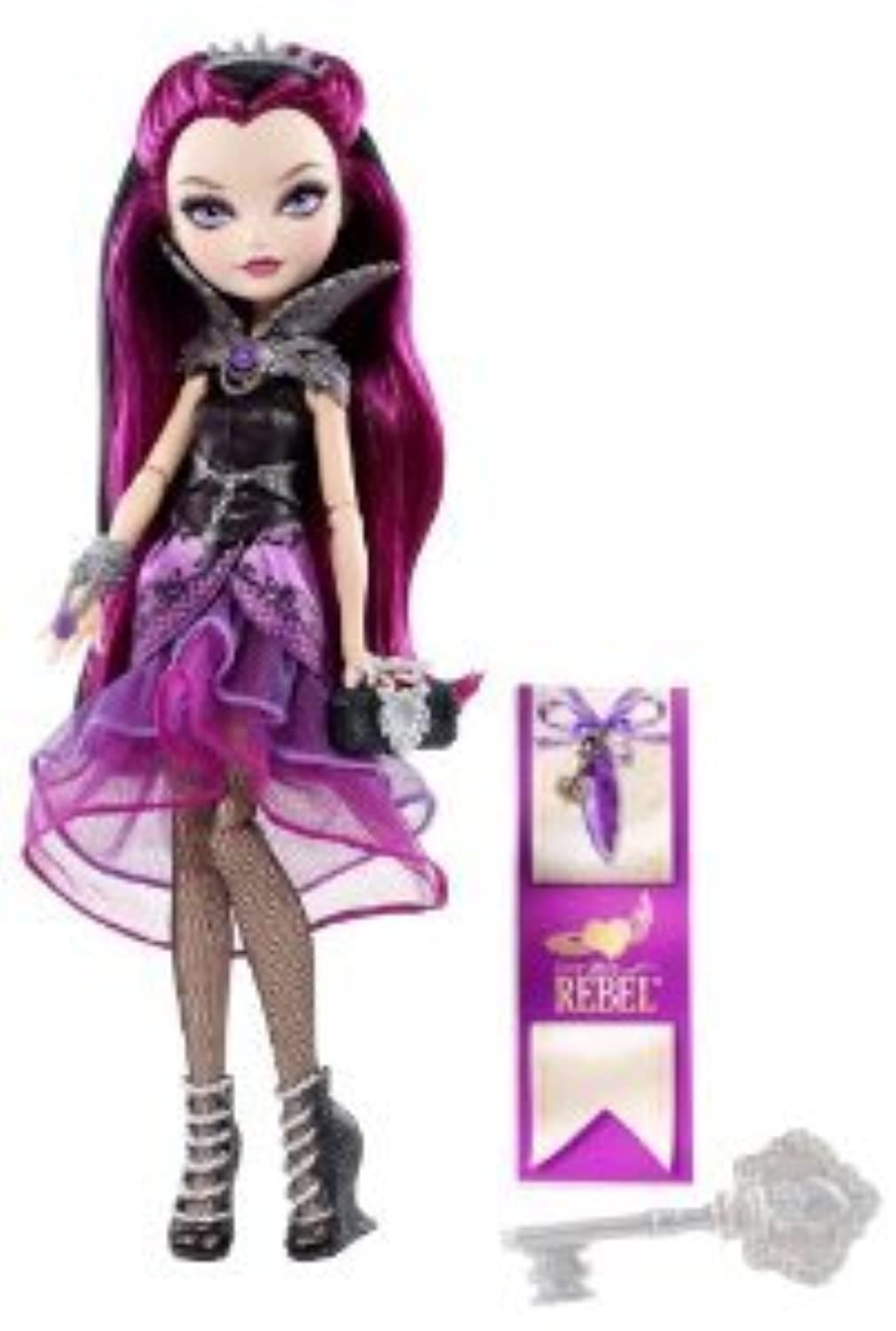 Ever After High Raven Queen Doll ドール 人形 フィギュア(並行輸入)