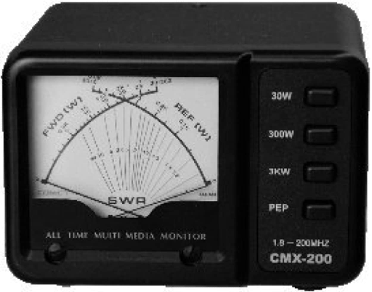 面倒冗長落とし穴コメット COMET SWRパワーメーター CMX-200 (CMX200)