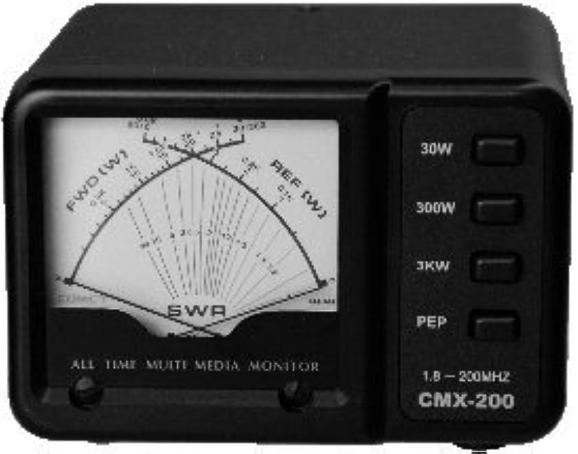 地区忌み嫌うつかの間コメット COMET SWRパワーメーター CMX-200 (CMX200)