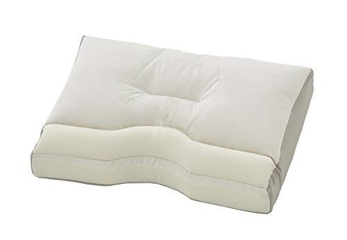 フランスベッド 枕 ホワイト 39×52cm×5.5~6.5cm