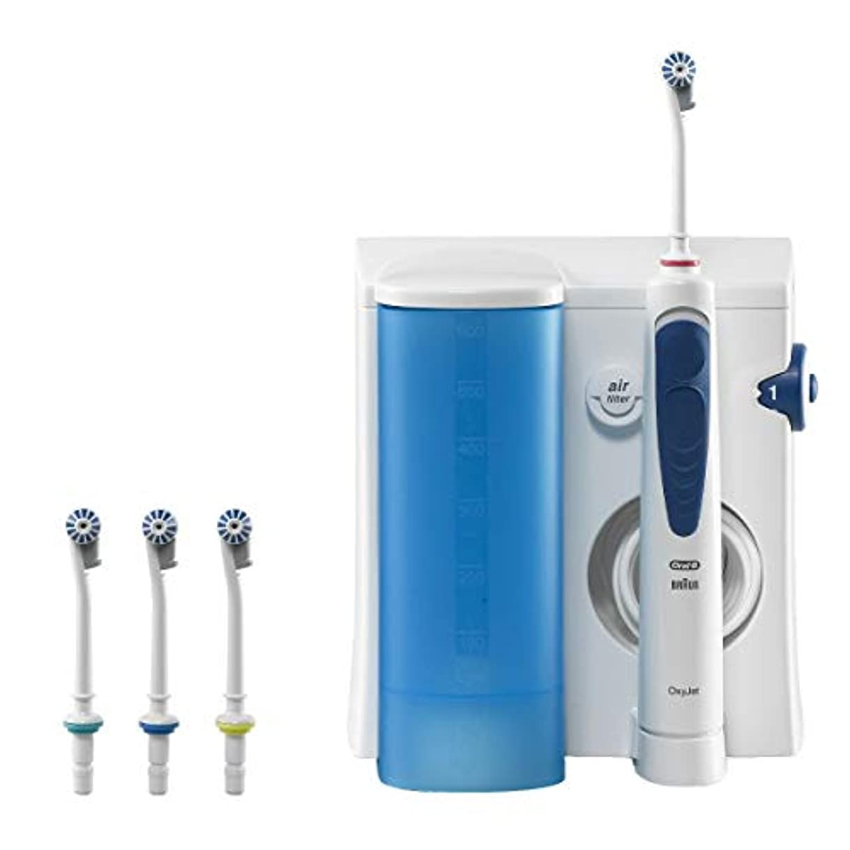 反逆者過度に鍔Oral B Dental Center Oxyjet Irrigator [並行輸入品]