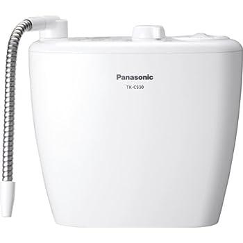 パナソニック 浄水器 据置型 ホワイト TK-CS30-W