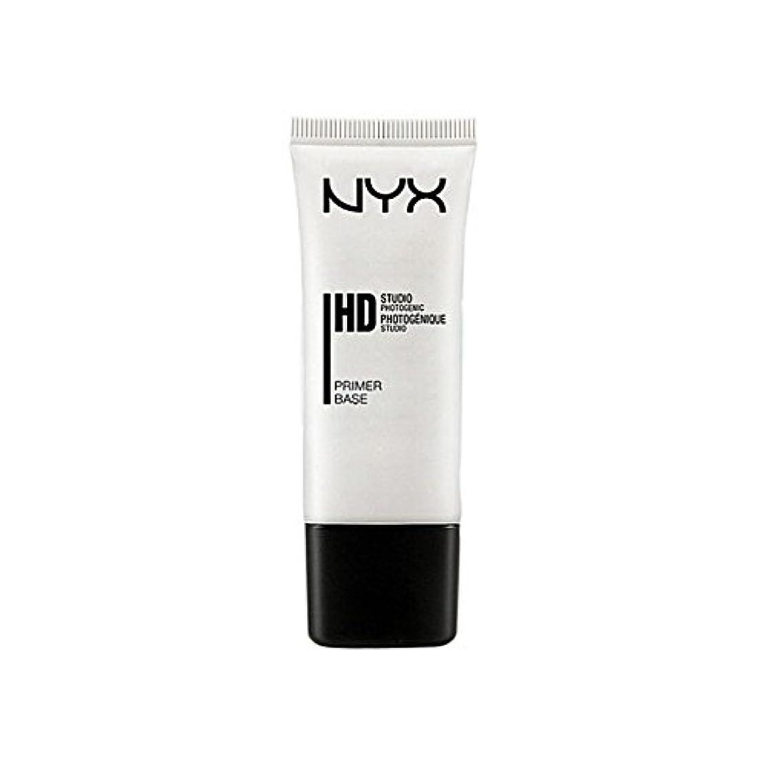 スラッシュ行列好意Nyx Cosmetics High-Definition Primer - 化粧品、高精細プライマー [並行輸入品]