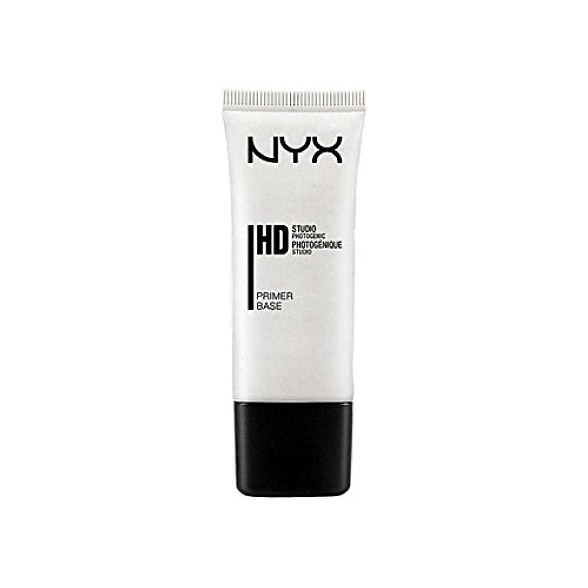 底脅かすパラナ川Nyx Cosmetics High-Definition Primer - 化粧品、高精細プライマー [並行輸入品]