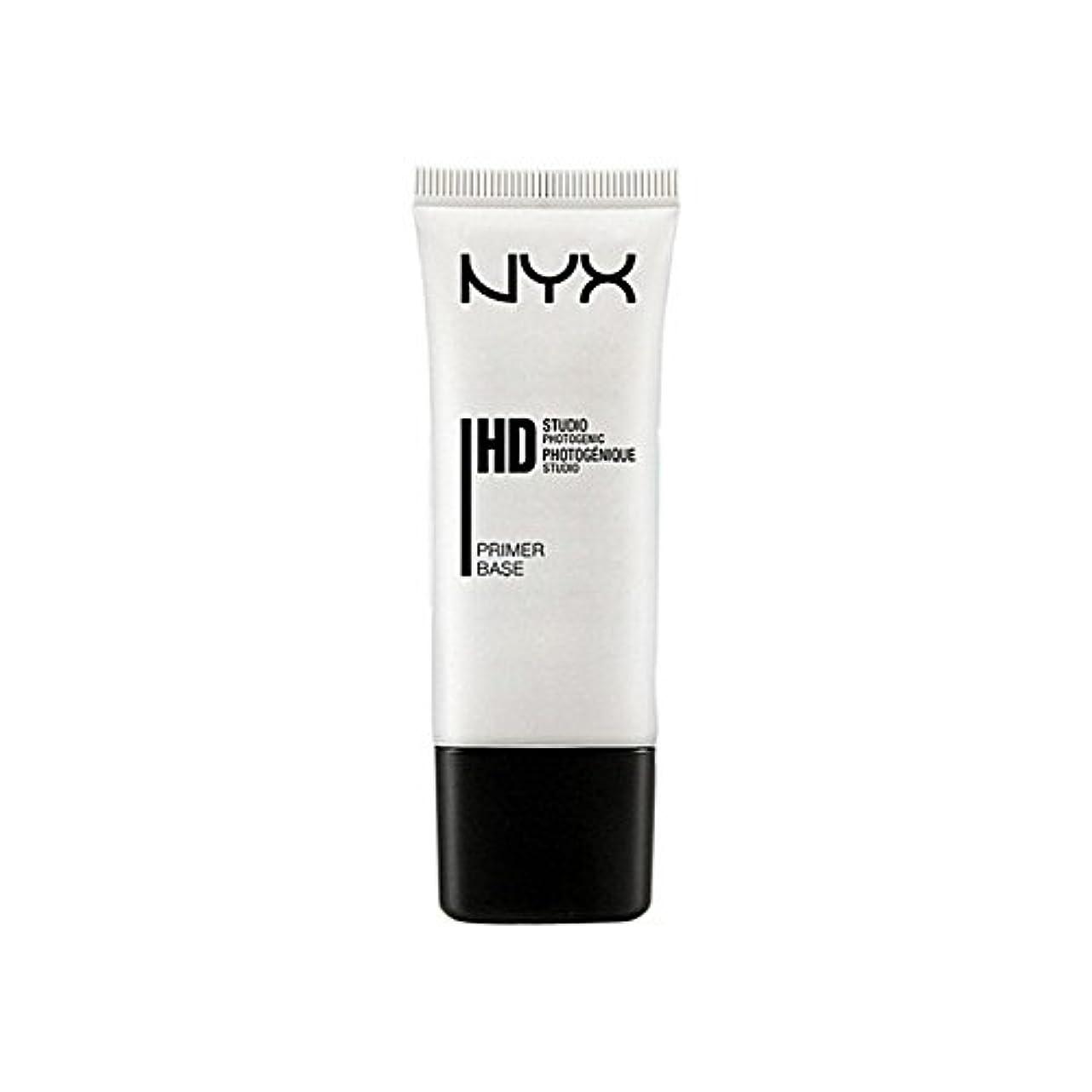 花に水をやる差別する現像Nyx Cosmetics High-Definition Primer - 化粧品、高精細プライマー [並行輸入品]