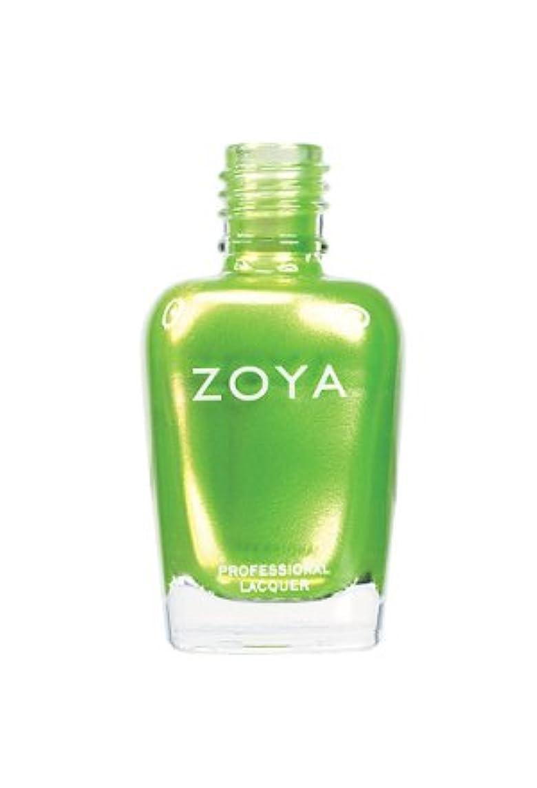 に賛成チャールズキージング鋸歯状[Zoya] ZP482 ミドリ [Ooh-La-La Collection][並行輸入品][海外直送品]