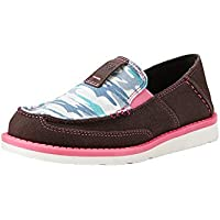 ARIAT Womens 10023084 Slip on Shoe Brown Size: