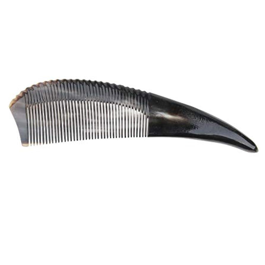 冷淡な入口週間FLAMEER 有機静電防止櫛  ハンドメイドヘアコーム 頭のマッサージ 高品質 複合材料 耐久性