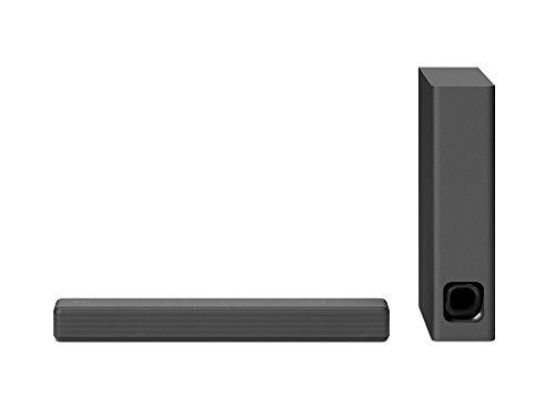 ソニー SONY サウンドバー 2.1ch NFC/Bluetooth ホームシアターシステム チャコールブラック HT-MT300 BM