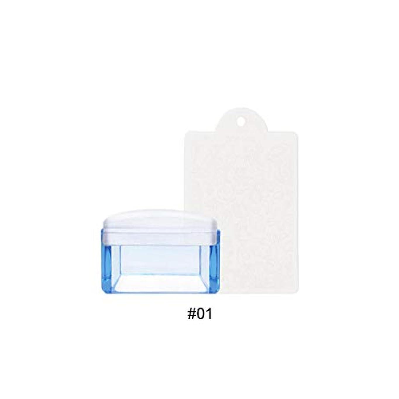 振動する手段ビーズワニススタンプネイルアートテンプレートネイル用ゲルポリッシュスタンピングDIYネイルシールスクレーパー,1