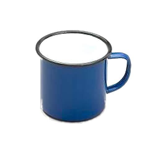 (ファルコン) Falcon トラディショナル エナメルマグ ホーロー コップ キッチン雑貨 アウトドア (ワンサイズ) (ブルー)