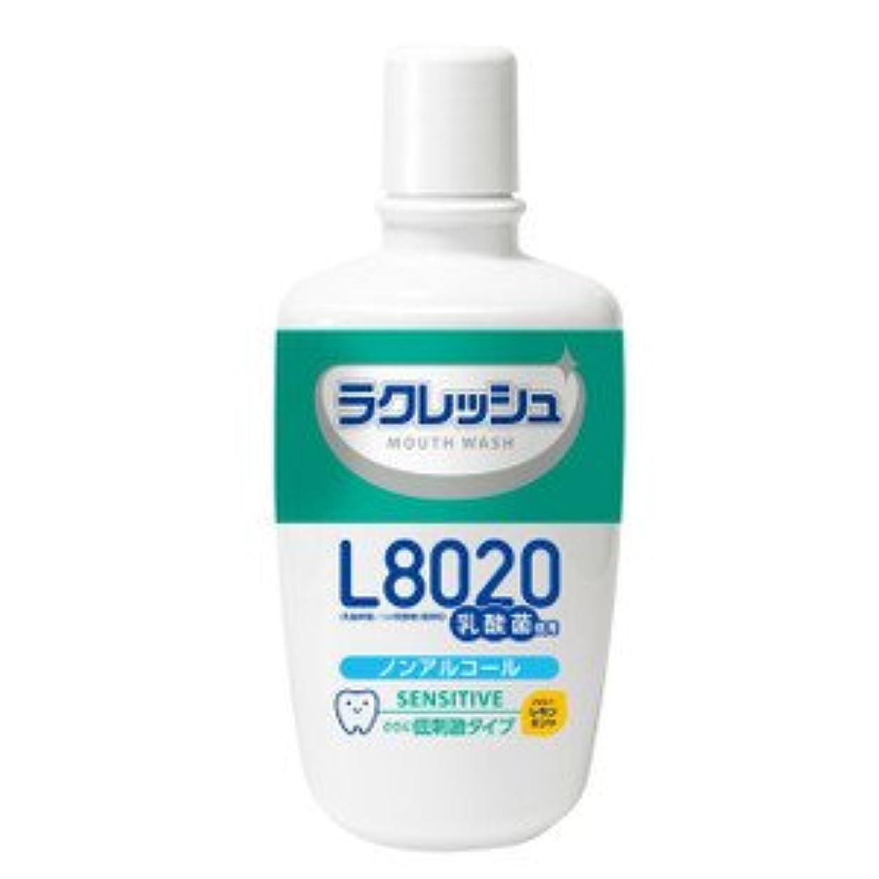 バックアップ隣接地図ジェクス ラクレッシュ L8020乳酸菌 マウスウォッシュ 洗口液センシティブタイプ 300ml×10個セット