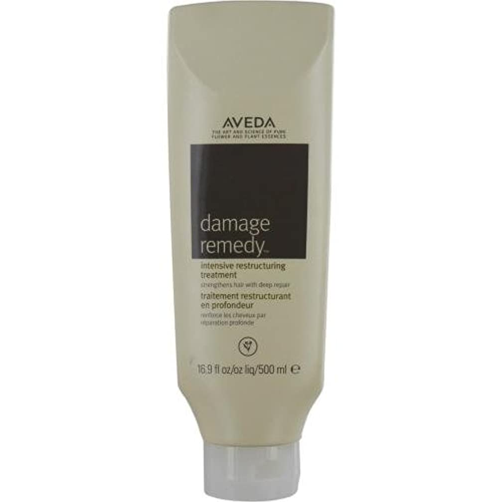 接地合体運動するDamage Remedy Intensive Treatment 16 Oz by Aveda [並行輸入品]