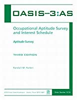 AliMed OASIS-3:AS - Occupational Aptitude Survey and Interest Schedule - Third Edition by DSS