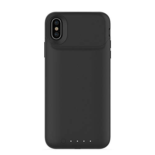 mophie juice pack air for iPhone X ブラック Qiワイヤレスバッテリーケース MOP-PH-000160