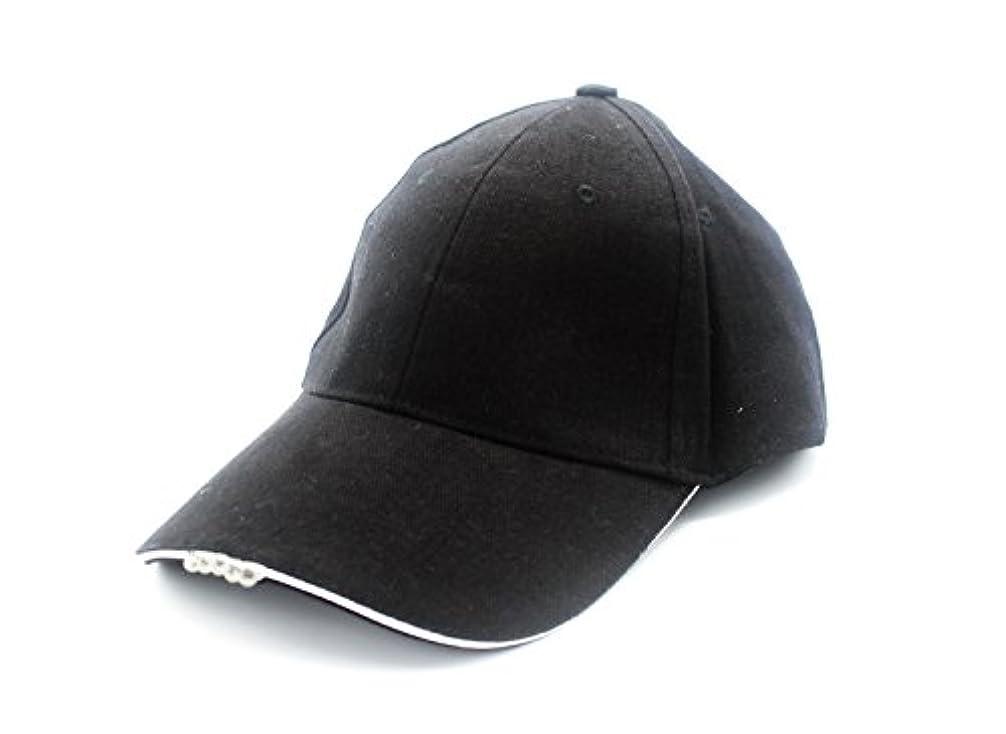 葡萄十二別のJIANUO SHIYE ユニセックスLEDハット野球帽 - 狩猟釣りキャンプハイキングジョギングアングリング(1 PCS)のための超明るい照明調節可能なヘッドライトハット