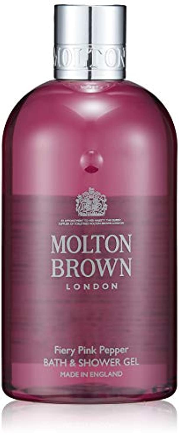 ぴかぴか征服する筋MOLTON BROWN(モルトンブラウン) ピンクペッパー コレクション PP バス&シャワージェル