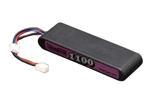 YB−P211BM 7.4V1100mAhスティック リポバッテリー