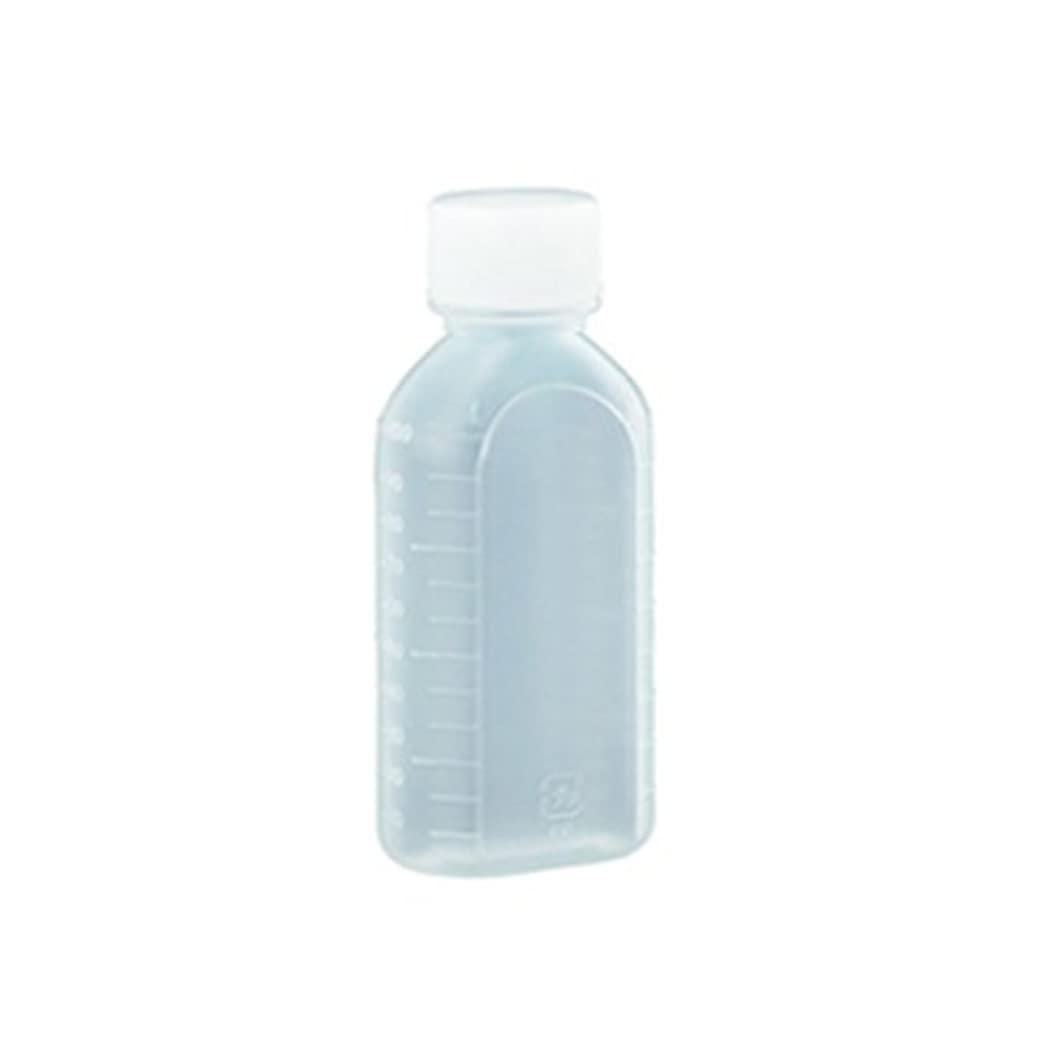 倒錯対角線ギャンブルB型投薬瓶 白 (60ml) 5本