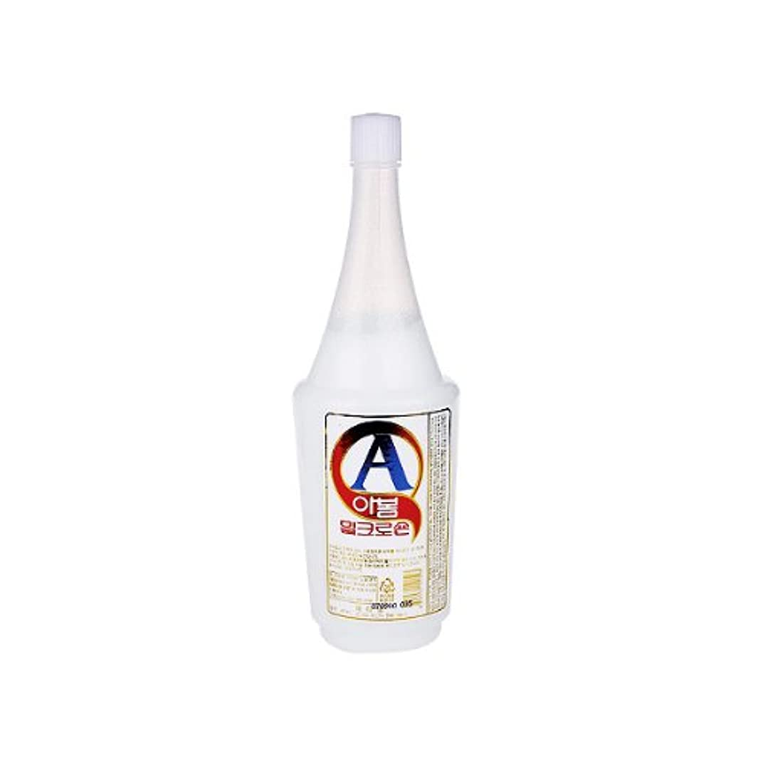 肩をすくめるそこからアコーアボム ミルクローション 450ml マッサージ用 乳液 業務用