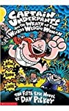 Captain Underpants and the Wrath of Thewicked Wedgie Woman