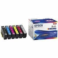 (11個まとめ売り) EPSON インクカートリッジ 6色パック YTH-6CL