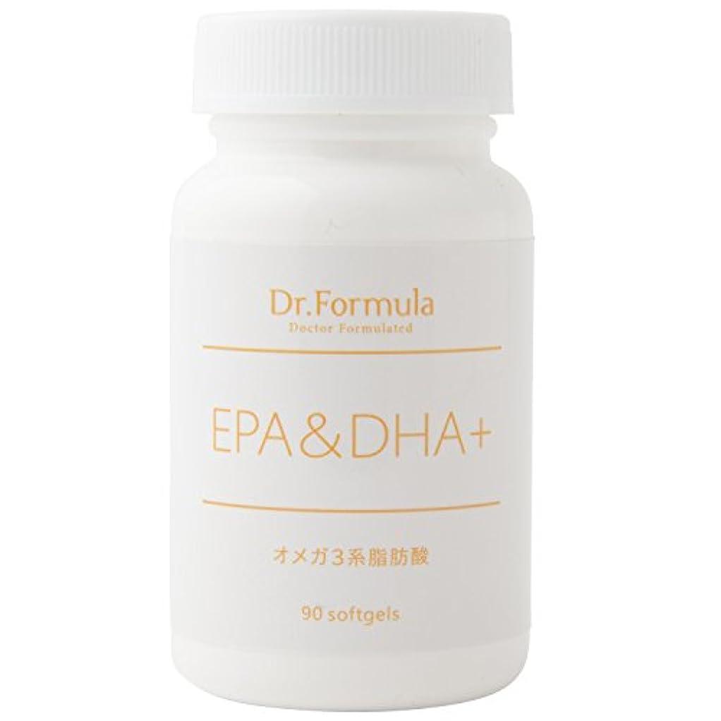 仮装ミスストレージDr.Formula EPA&DHA+(オメガ 3系脂肪酸) 30日分 90粒 日本製 OMEGA3