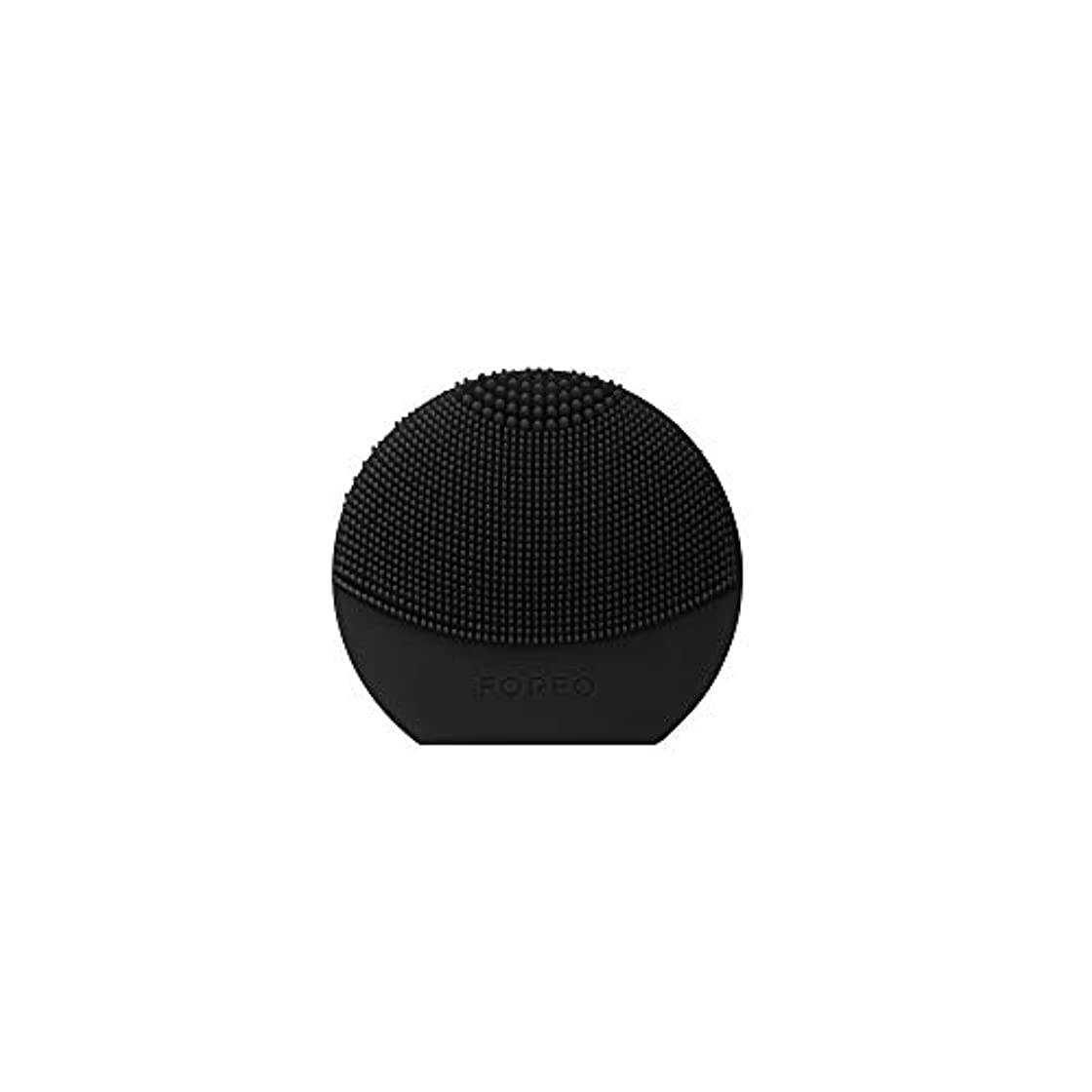 郵便回るレタッチFOREO LUNA Play Plus ミッドナイト シリコーン製 音波振動 電動洗顔ブラシ 電池式