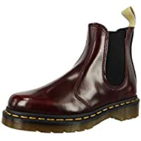 Dr.Martens Womens 2976 Vegan Synthetic Leather Boots