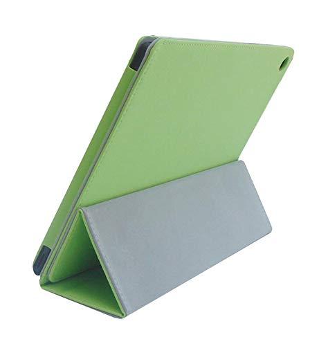 FastSun Sony Xperia Tablet Z SGP311 ケース 手帳型 スマート ウェイク スリープ スキン 保護スタンドケースカバー Sony Xperia Tablet Z SGP311 SGP312 用 F1