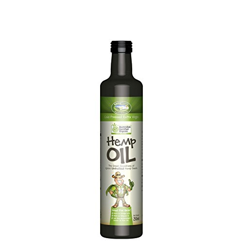 ヘンプフーズジャパン ヘンプシードオイル(有機麻の実油) 250ml オーストラリア産