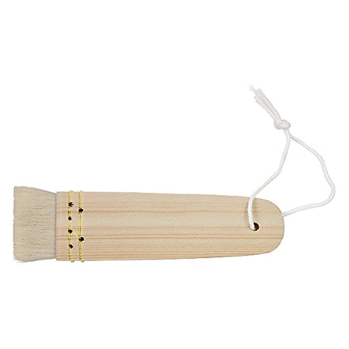 ガラガラ賞板バケ 長寸 全長12.6cm