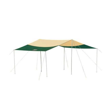 画像1: 【コールマンおすすめタープ3選】テントと合わせて快適に 初心者向けに選び方も伝授