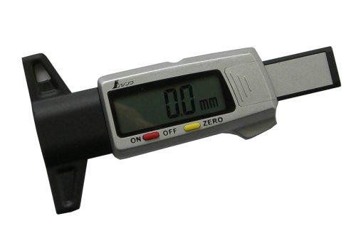 シンワ測定 デジタルデップスゲージ ミニ 25mm 19305