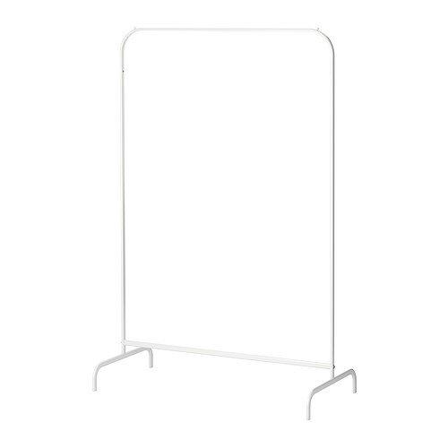IKEA(イケア) MULIG 洋服ラック, ホワイト