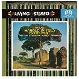 ベルリオーズ:イタリアのハロルド&序曲集