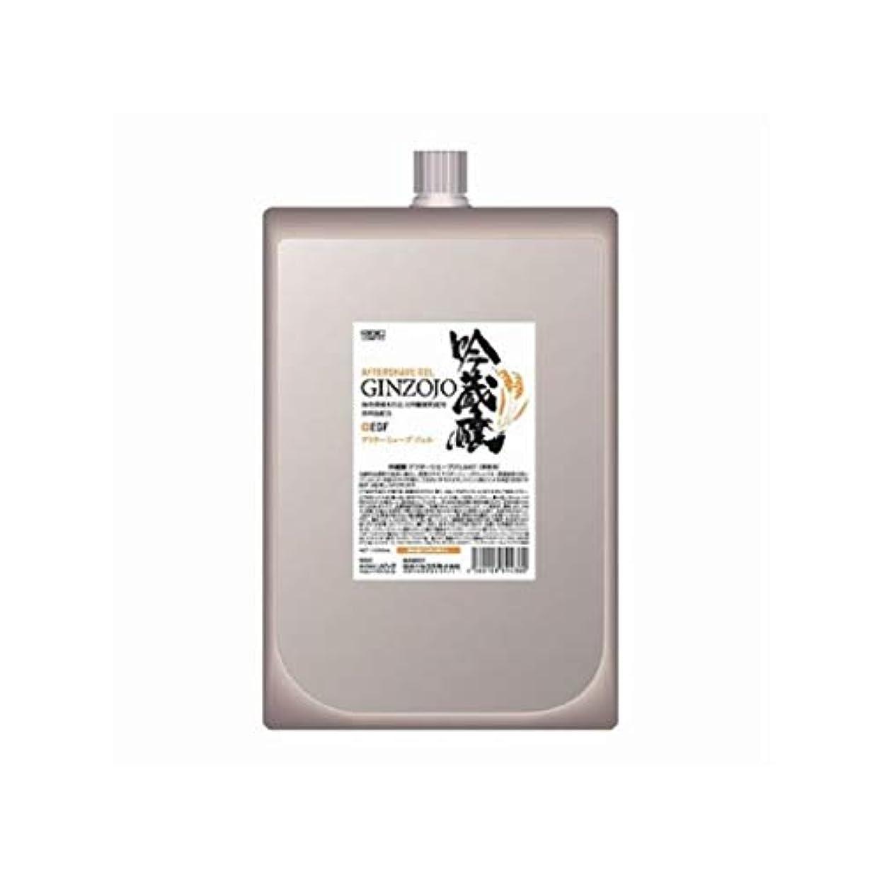 精神医学非難暴力的な日本ケミコス株式会社 吟蔵醸 アフターシェーブジェルKF 1000ml
