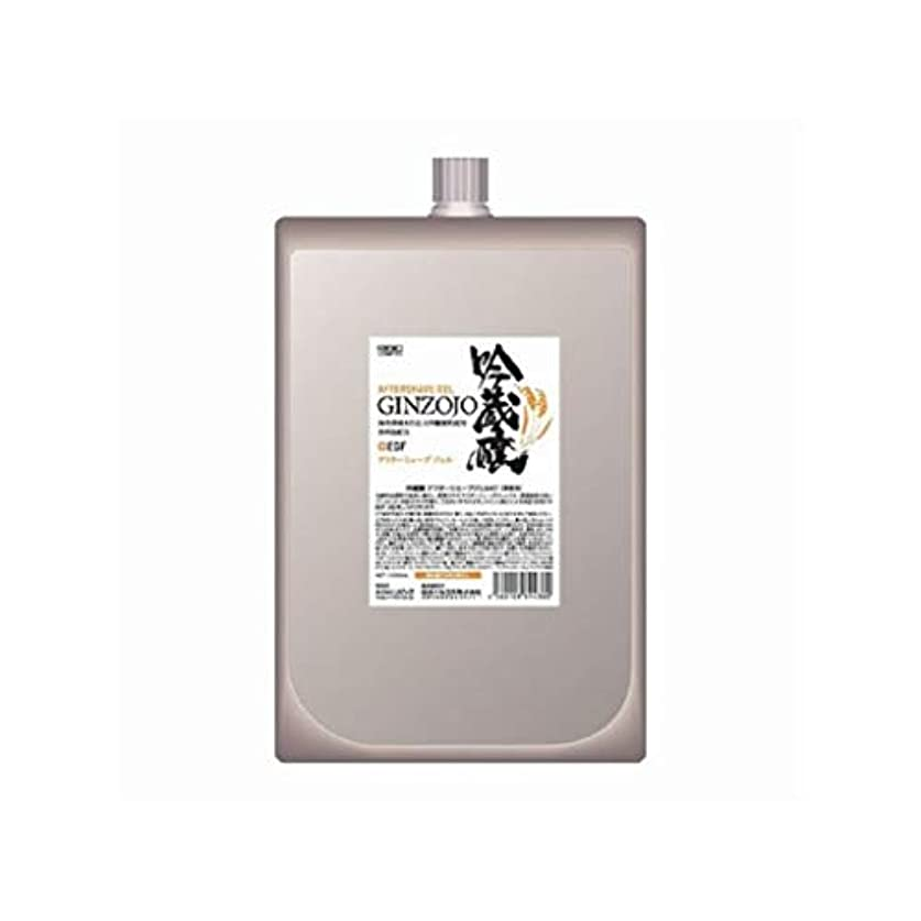 野球印刷する谷日本ケミコス株式会社 吟蔵醸 アフターシェーブジェルKF 1000ml