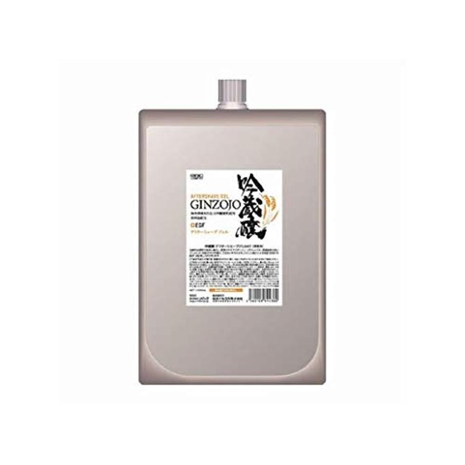 ペネロペ韓国酸っぱい日本ケミコス株式会社 吟蔵醸 アフターシェーブジェルKF 1000ml