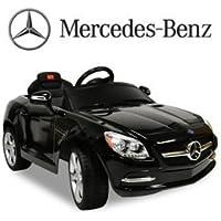 メルセデスベンツ 正規ライセンス 電動乗用ラジコンカー SLK ブラック