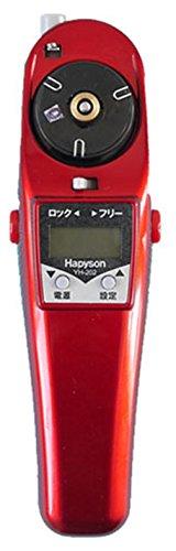 ハピソン(Hapyson) リール YH-202-R 水深カウンター付ワカサギ電動リール レッド