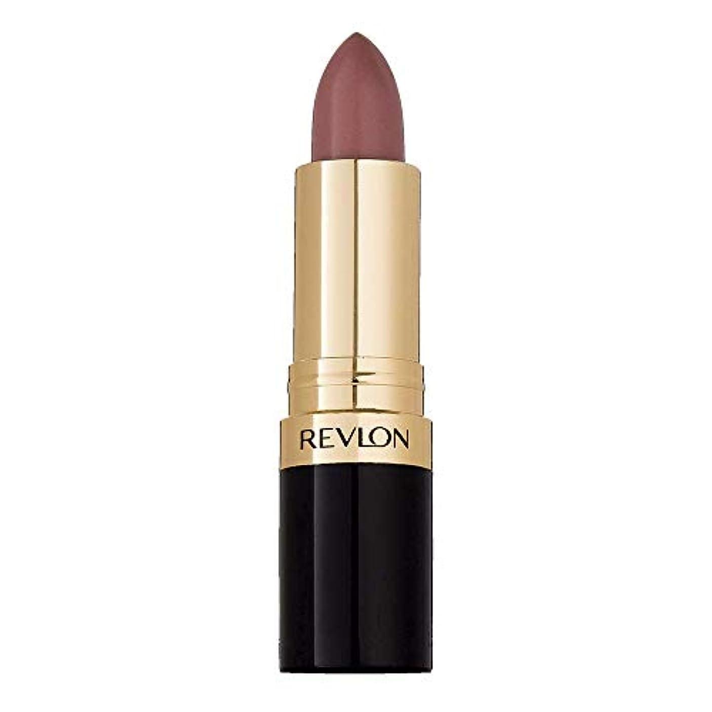 怠惰そこ小麦粉レブロン Super Lustrous Lipstick - # 460 Blushing Mauve (Pearlized Dark Salmon) 4.2g/0.15oz並行輸入品