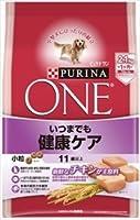 ピュリナワン ドッグ 11歳以上 いつまでも健康ケア 小粒 チキン 2.1kg×4袋